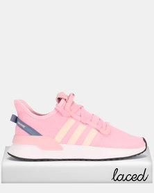 adidas Originals U_Path Run W True Pink/Clear Orange/Core Black