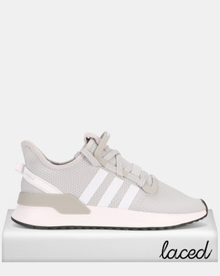 best loved bde70 45152 adidas Originals U Path Run W lgh Solid Grey Ftwr White Core Black