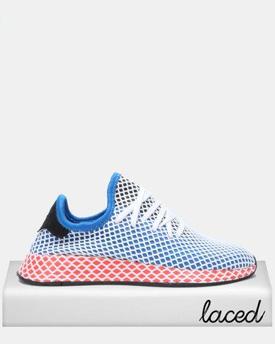 5d701a4f adidas Originals Deerupt Runner BLUBIR/BLUBIR/EQTYEL | Zando