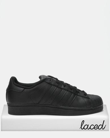 adidas Originals Superstar CBLACK/CBLACK/CBLACK