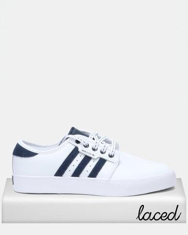 adidas Originals Seeley FTWWHT/CONAVY/GUM4