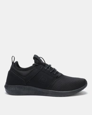 Pierre Cardin 00204 Sneakers Mono Black