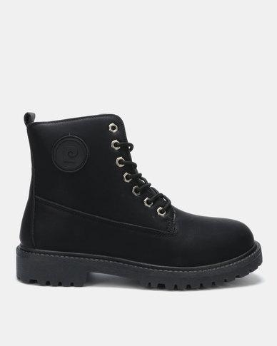 Pierre Cardin 00210 Boots Black