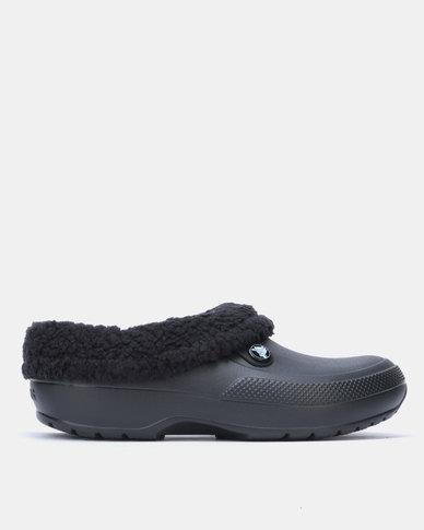 98d57cbe617ec Crocs Blitzen III Clogs Black | Zando