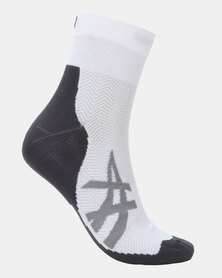 ASICS 2PK Cushioning Socks Multi