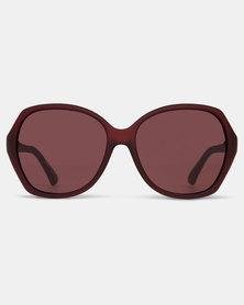 Von Zipper Bloom Sunglasses Purple