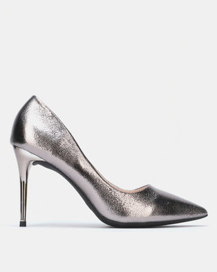 5cb38b64e9 Silver Shoes | Shoes | Online In South Africa | Zando