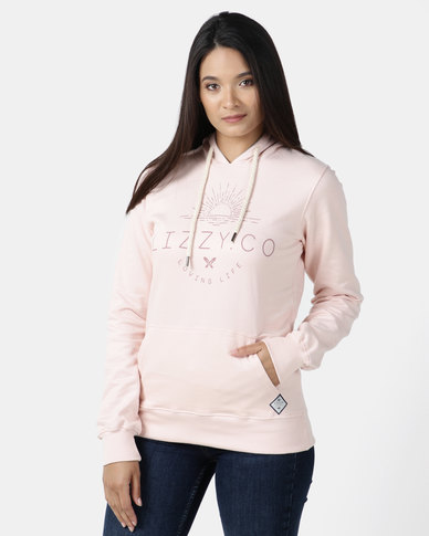 Lizzy Vicky Hooded Sweat Pink