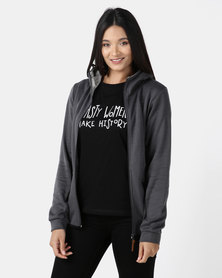 Lizzy Seina Jacket Grey