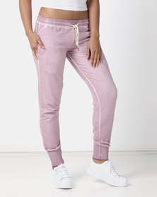 Lizzy Aicha Track Pants Lilac