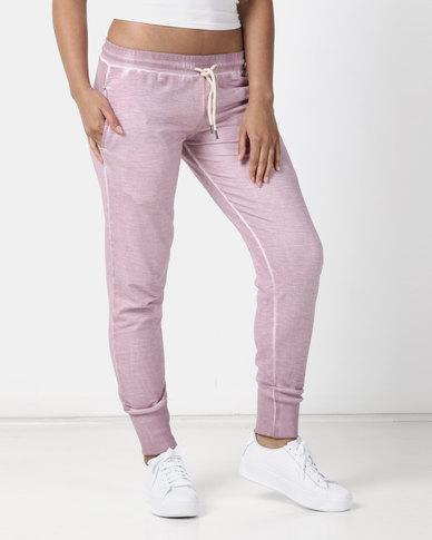 Lizzy Aicha Track Pants Lilac