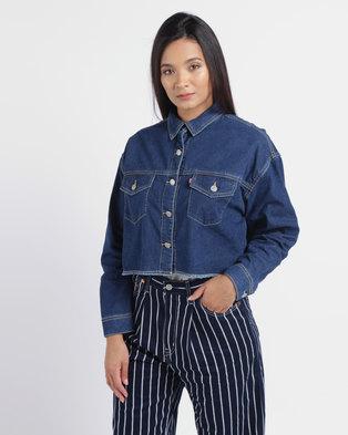 Levi's ® Ash Shirt Love Blue
