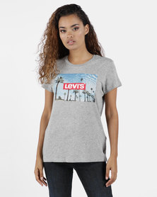 Levi's ® Perfect Graphic Tee Grey
