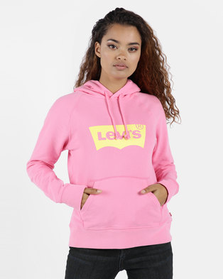 Levi's ® Graphic Hoodie Pink