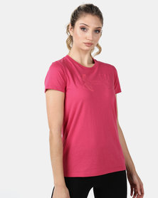 Under Armour Graphic BL Classic Crew Pink