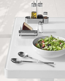 blomus Easy Stainless Steel Matt Salad Servers