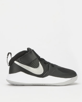 best website 9bbbe 3af19 Nike Team Hustle D 9 PS Sneakers Black