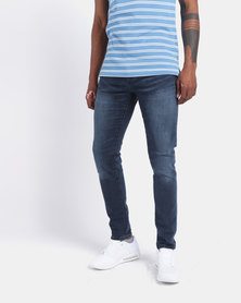 Levi's ® 512™ Slim Taper Fit Abu Adv Jeans Blue