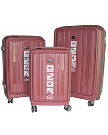 """Gio 307 Eco-PP"""" Set -Dusty Pink"""