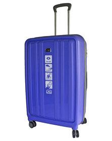 "Gio Eco PP 28"" suitcase -Violet"