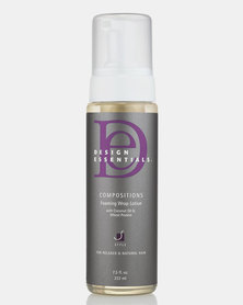 Compositions Foaming Wrap Lotion by Design Essentials