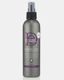 Design Essentials Bamboo & Silk HCO Leave In Conditioner