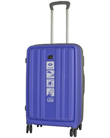 "Gio eco PP 24"" suitcase -Violet"