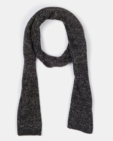 St Goliath Keepers Scarf Charcoal