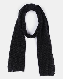 St Goliath Era Scarf Black