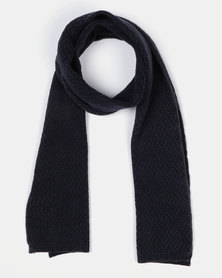 St Goliath Era Scarf Navy