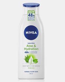 400ml  Body Aloe & Hydration Body Lotion by Nivea