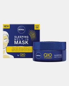 50ml Q10 Sleep-In Mask by Nivea