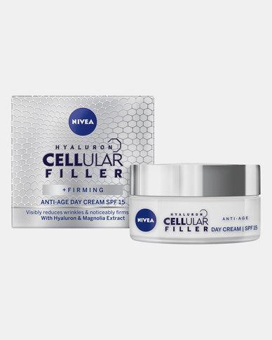 50ml  Cellular Day Cream SPF15 by Nivea