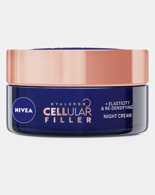 50ml Cellular Elasticity Night Cream by Nivea