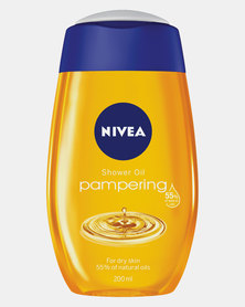 200ml Bath Pampering Oil by Nivea