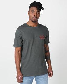 Element Badge T-Shirt Green