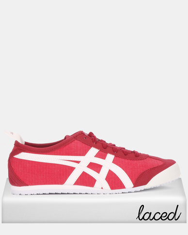 huge discount 73909 30d8d Onitsuka Tiger Mexico 66 Classic Sneaker Red/White