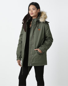 Billabong Westwood Jacket Khaki
