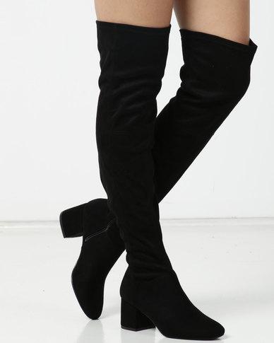 Utopia OTK Boot Black