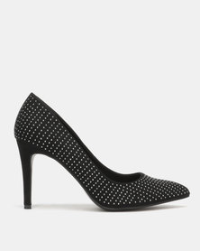 Utopia Studded Courts Black