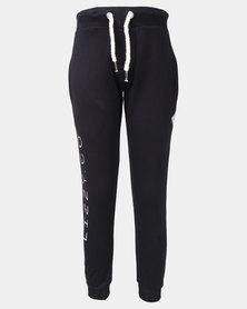 Lizzy Girls Pari Basic Sweat Pants Black