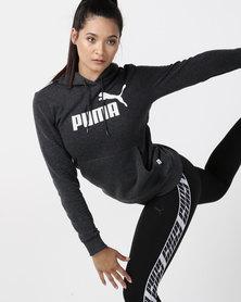 Puma Sportstyle Core Ess Logo Hoodie Black