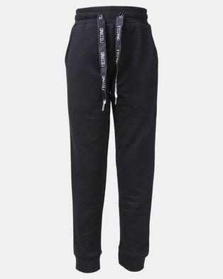 Lizzard Septimus Sweat Pants Black