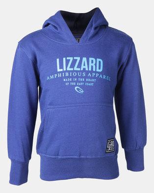 Lizzard Merredin Tots Pullover Hoodie Twilight Blue