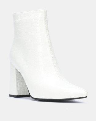 09e80072c9d Public Desire Hollie Heeled Ankle Boots .