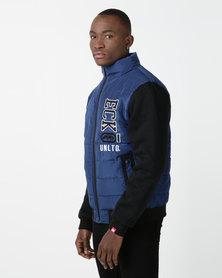 ECKÓ Unltd Puffer Jacket Blue