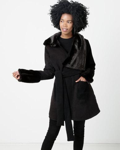 RusTiq Felix Coat Black