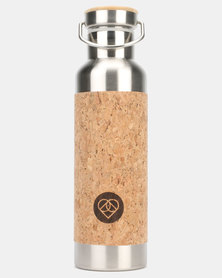 Earth Warrior Warrior Bottle Yellow Icon/Silver