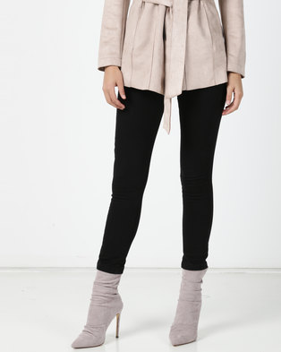Utopia Skinny Leg Jeans Black
