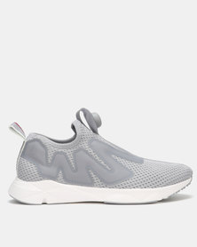 Reebok Performance Pump Supreme Running Shoes Grey